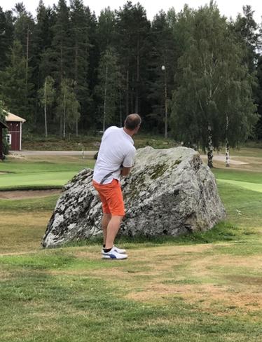 Trots alla dåliga beslut behärskade Kjell Berg den lynniga Hårgabanan bäst.